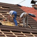 Strešna kleparska dela, izdelava novih ostrešij, obnova starih ostrešij, pokrivanje streh s sika folijo, pokrivanje streh s pločevino 001