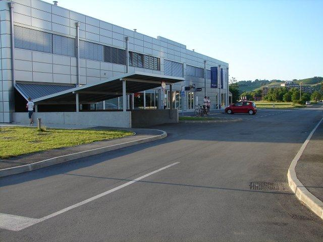 Asfalterstvo Brus d.o.o., gradbena mehanizacija, Štajerska 100