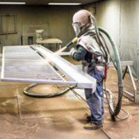 Peskanje in zaščita kovin - 1620932445