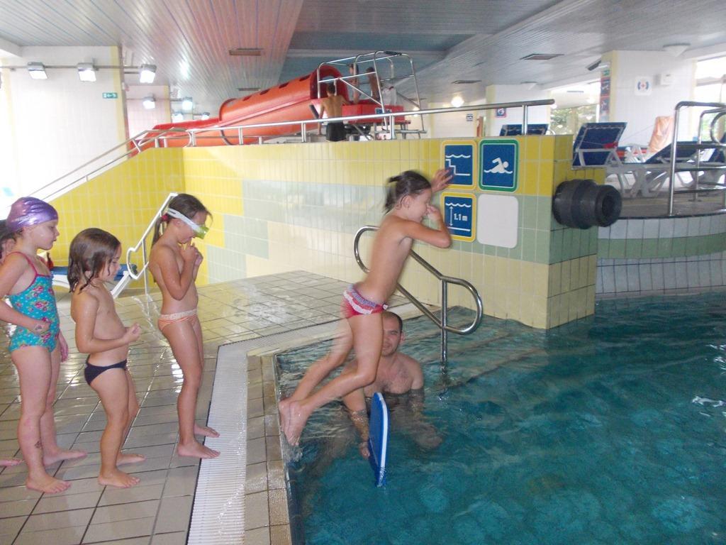 Plavalna šola 101