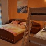 apartmaji portorož, lucija Spalnica 02