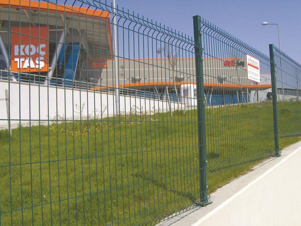Panelne ograje 101