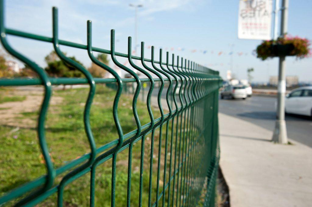 Panelne ograje 100