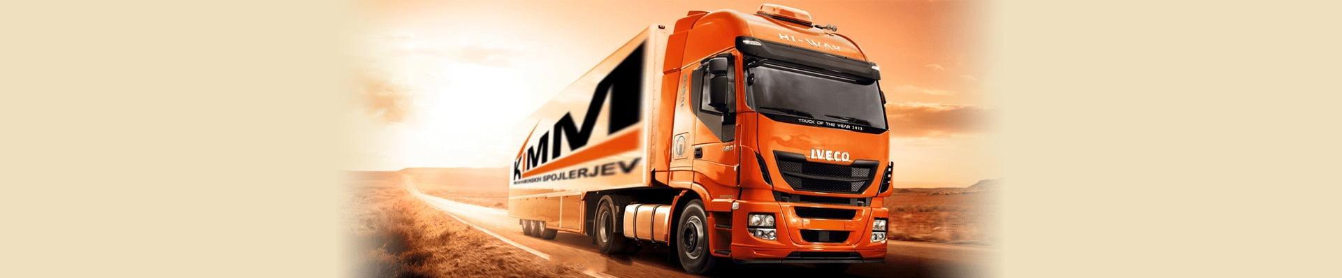 KIMM – izdelava kamionskih spojlerjev 001