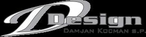Spiraljenje koledarjev, tisk majic D-design logo d design