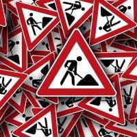 Prometni znaki za označevanje del in ovir - 1524303602