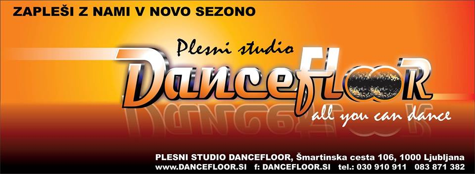 salsa ljubljana - dancefloor studio