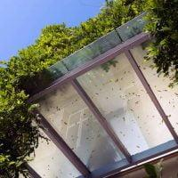 Glass canopies - 1508614376