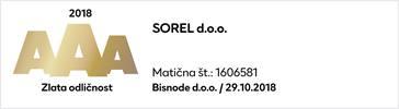 SOREL d.o.o. – Inteligentni sistemi, inteligentne KNX/EIB inštalacije Banner