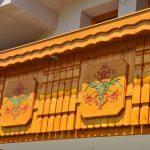 MLINAR d.o.o., balkonske ograje, vrtne ute, pergole in brunarice, nadstreški za avte iz lesa, sedežne garniture in klopi, predelava lesa, lesene ograje70