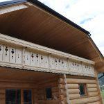 MLINAR d.o.o., balkonske ograje, vrtne ute, pergole in brunarice, nadstreški za avte iz lesa, sedežne garniture in klopi, predelava lesa, lesene ograje31