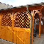 MLINAR d.o.o., balkonske ograje, vrtne ute, pergole in brunarice, nadstreški za avte iz lesa, sedežne garniture in klopi, predelava lesa, lesene ograje95