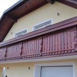 MLINAR d.o.o., balkonske ograje, vrtne ute, pergole in brunarice, nadstreški za avte iz lesa, sedežne garniture in klopi, predelava lesa, lesene ograje56