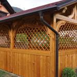 MLINAR d.o.o., balkonske ograje, vrtne garniture, pergole in brunarice, nadstreški za avte iz lepljenega lesa, sedežne garniture in klopi-DSC_0031