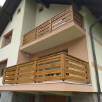 MLINAR d.o.o., balkonske ograje, vrtne garniture, pergole in brunarice, nadstreški za avte iz lepljenega lesa, sedežne garniture in klopi-vzdolžna