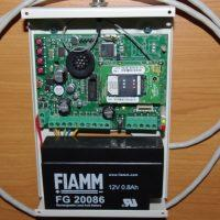 Sorel GSM upravljanje in nadzor