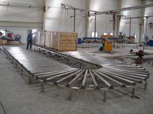 Total Mont - Transportna tehnika, letališka logistika, industrijska montaža, procesna, aplikacijska tehnika, robotika, kovinske konstrukcije 011