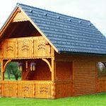 MLINAR d.o.o., balkonske ograje, vrtne ute, pergole in brunarice, nadstreški za avte iz lesa, sedežne garniture in klopi, predelava lesa, lesene ograje96