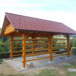 MLINAR d.o.o., balkonske ograje, vrtne ute, pergole in brunarice, nadstreški za avte iz lesa, sedežne garniture in klopi, predelava lesa, lesene ograje84