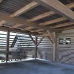 MLINAR d.o.o., balkonske ograje, vrtne ute, pergole in brunarice, nadstreški za avte iz lesa, sedežne garniture in klopi, predelava lesa, lesene ograje111