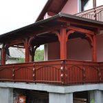 MLINAR d.o.o., balkonske ograje, vrtne ute, pergole in brunarice, nadstreški za avte iz lesa, sedežne garniture in klopi, predelava lesa, lesene ograje62