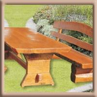 Furniture Sets and Benches – Spruce - 1524798924