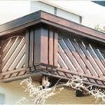 MLINAR d.o.o., balkonske ograje, vrtne ute, pergole in brunarice, nadstreški za avte iz lesa, sedežne garniture in klopi, predelava lesa, lesene ograje38