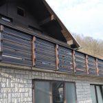 MLINAR d.o.o., balkonske ograje, vrtne ute, pergole in brunarice, nadstreški za avte iz lesa, sedežne garniture in klopi, predelava lesa, lesene ograje51