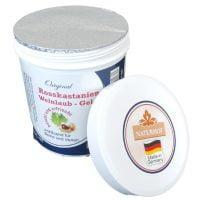 Kostanjev gel z listi rdeče vinske trte 500ml - 1606903880
