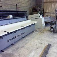 Stroji in oprema za razrez lesa Majer-Holz - Čelilnik desk