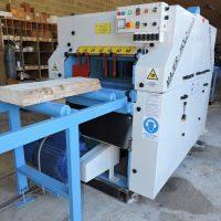 Stroji in oprema za razrez lesa Majer-Holz - Mini gater 650-250mm