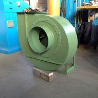 Stroji in oprema za razrez lesa Majer-Holz - Odsesovalna naprava ventilator