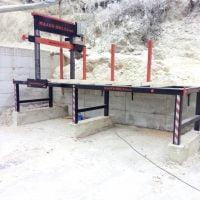 Stroji in oprema za razrez lesa Majer-Holz - Paketna žaga