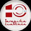 OkrepČEVAPnica 10 v pol logo