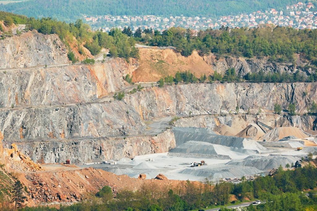 georudeko - geologija, rudarjenje, ekologija, ekosistemske rešitve in urejanje postopka (10)