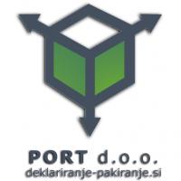 port-logo deklariranje pakiranje