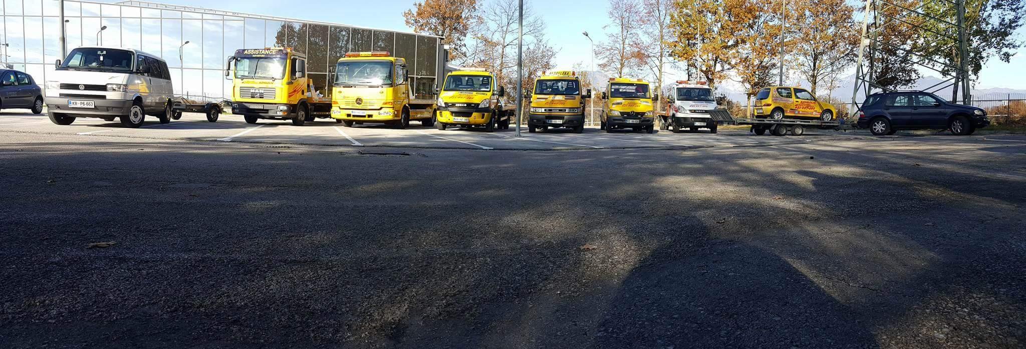 Avtovleka Kranj - Avtoasistenca Konkolič Kranj, Towing Service Kranj, Abschleppdienst Kranj received_10206014330712465