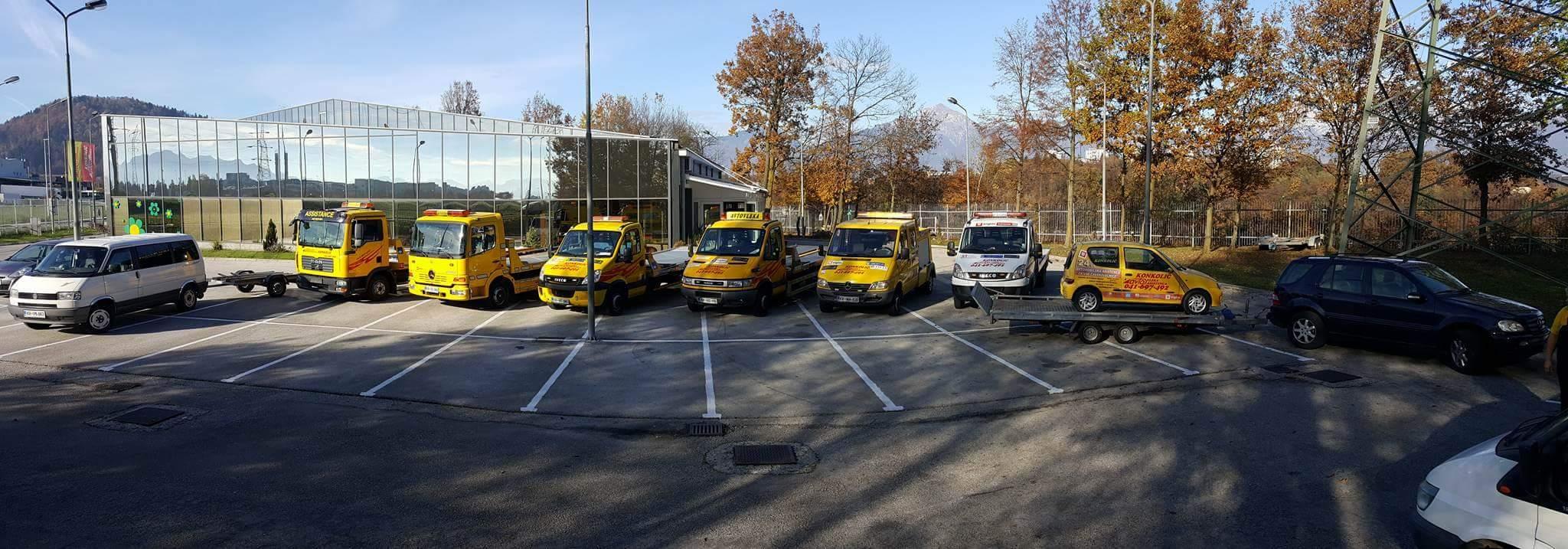 Avtovleka Kranj - Avtoasistenca Konkolič Kranj, Towing Service Kranj, Abschleppdienst Kranj received_10206014331032473
