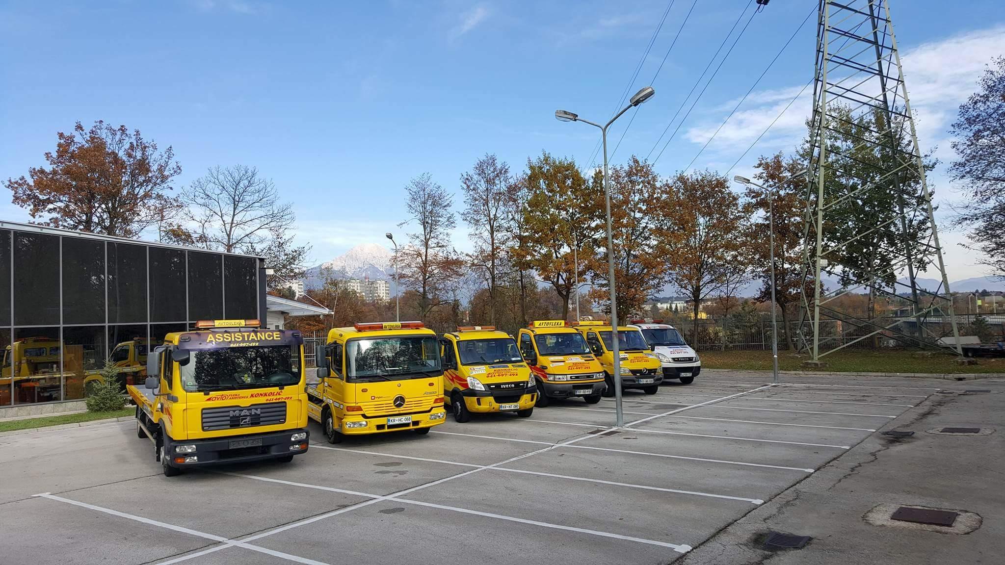 Avtovleka Kranj - Avtoasistenca Konkolič Kranj, Towing Service Kranj, Abschleppdienst Kranj received_10206014331232478