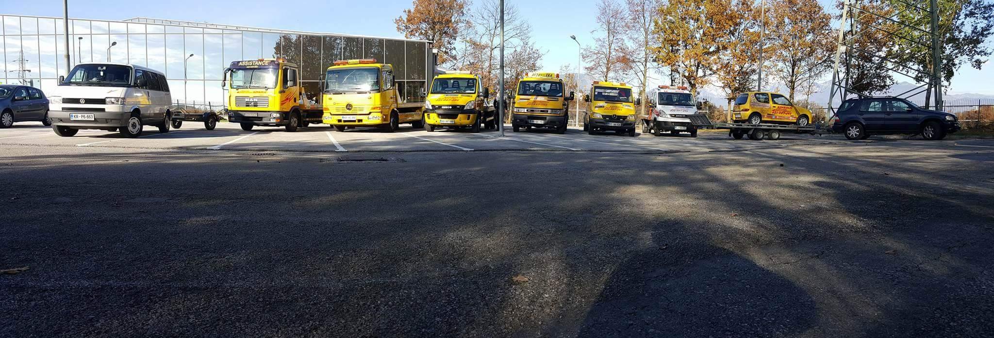 Avtovleka Kranj - Avtoasistenca Konkolič Kranj, Towing Service Kranj, Abschleppdienst Kranj received_10206014331312480