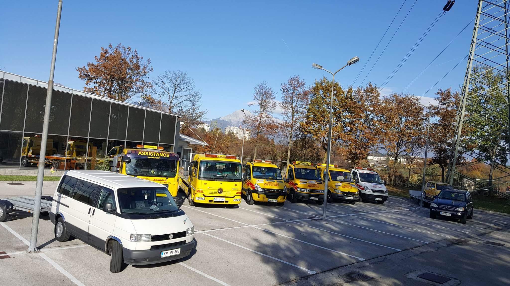 Avtovleka Kranj - Avtoasistenca Konkolič Kranj, Towing Service Kranj, Abschleppdienst Kranj received_10206014331592487