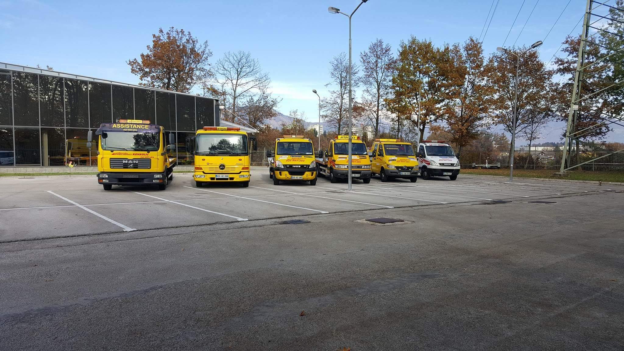 Avtovleka Kranj - Avtoasistenca Konkolič Kranj, Towing Service Kranj, Abschleppdienst Kranj received_10206014331712490