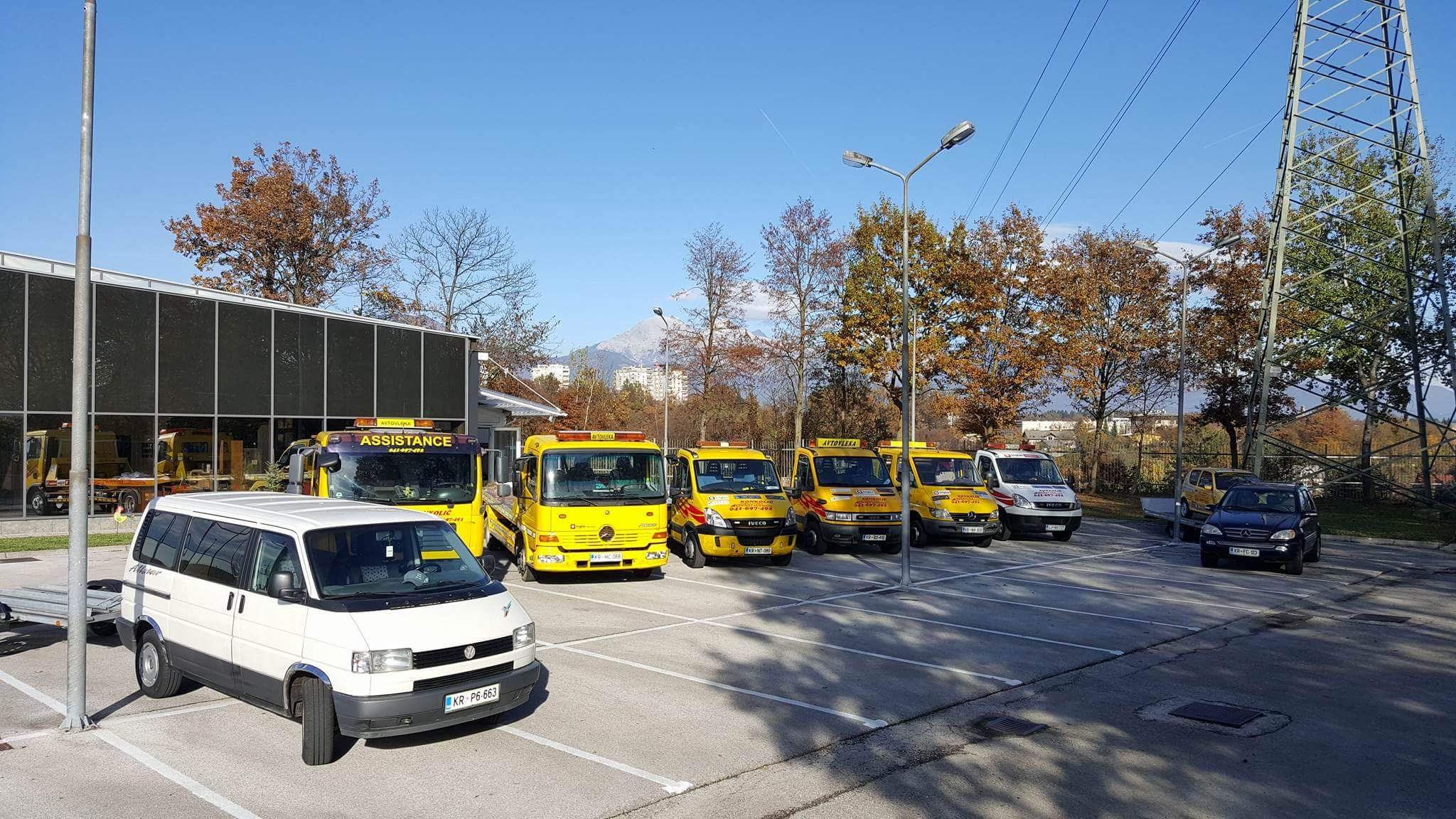 Avtovleka Kranj - Avtoasistenca Konkolič Kranj, Towing Service Kranj, Abschleppdienst Kranj received_10206014332272504