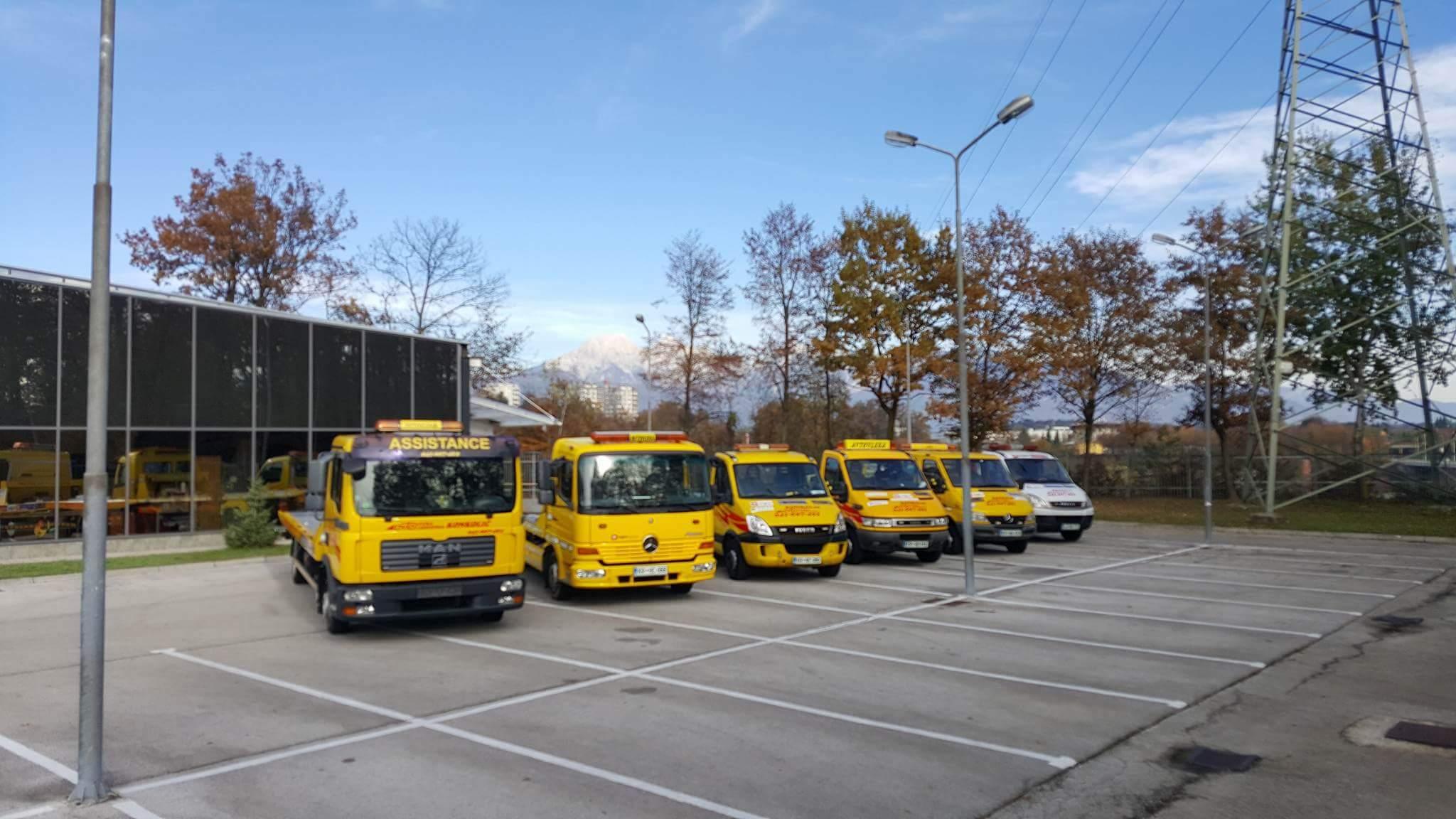 Avtovleka Kranj - Avtoasistenca Konkolič Kranj, Towing Service Kranj, Abschleppdienst Kranj received_10206014332952521