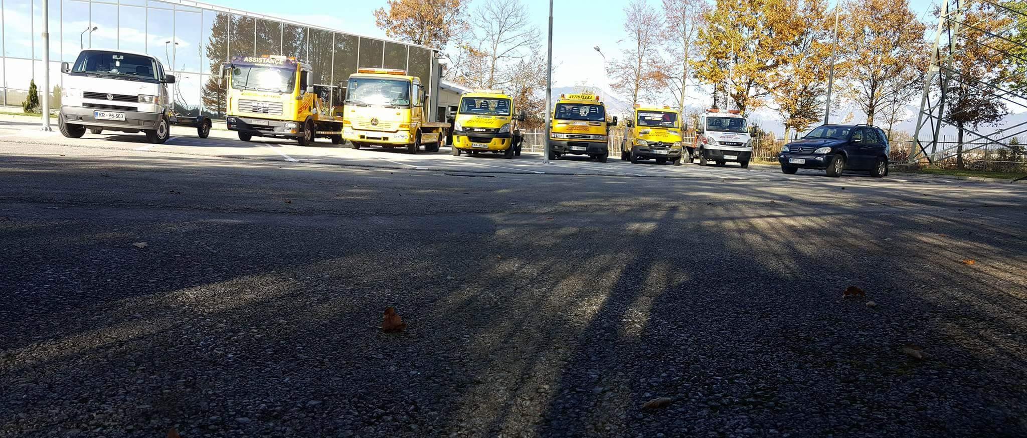 Avtovleka Kranj - Avtoasistenca Konkolič Kranj, Towing Service Kranj, Abschleppdienst Kranj received_10206014333112525