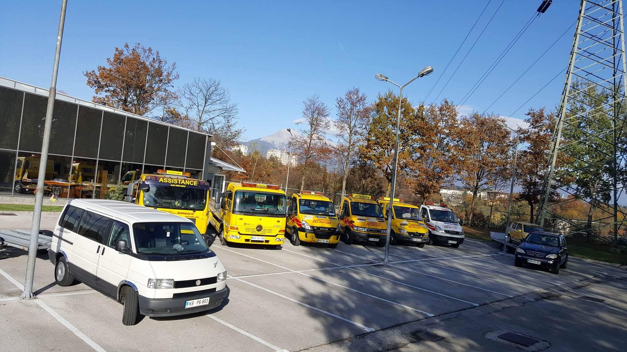 Avtovleka Kranj - Avtoasistenca Konkolič Kranj, Towing Service Kranj, Abschleppdienst Kranj received_10206014333232528