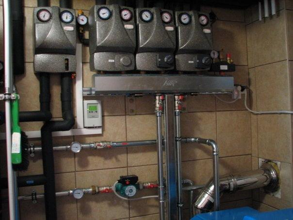 M-INŠTALACIJE, ogrevalne, vodovodne in klima naprave, d.o.o.012