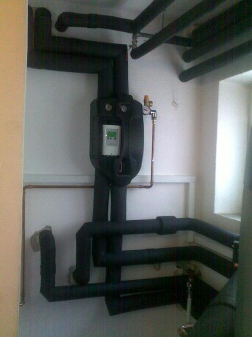 M-INŠTALACIJE, ogrevalne, vodovodne in klima naprave, d.o.o.021