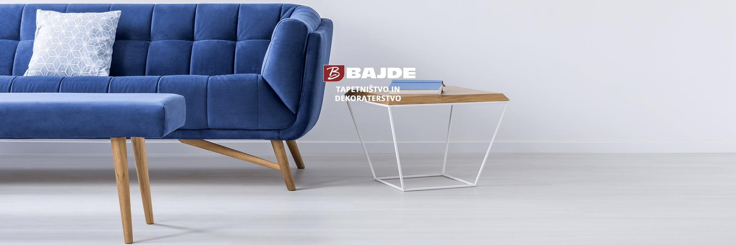 Tapetništvo & dekoraterstvo BAJDE 2bajde-a