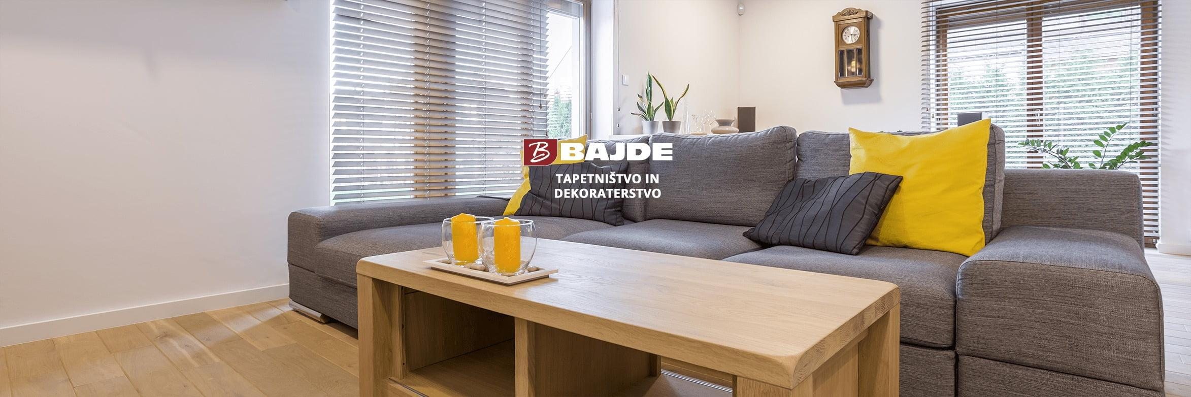 Tapetništvo & dekoraterstvo BAJDE 3bajde-a